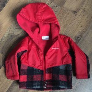 Infant Columbia Coat